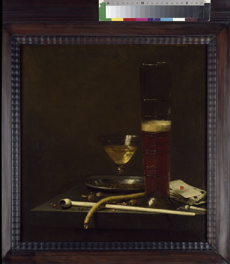 Still Life with a Pipe-lighter