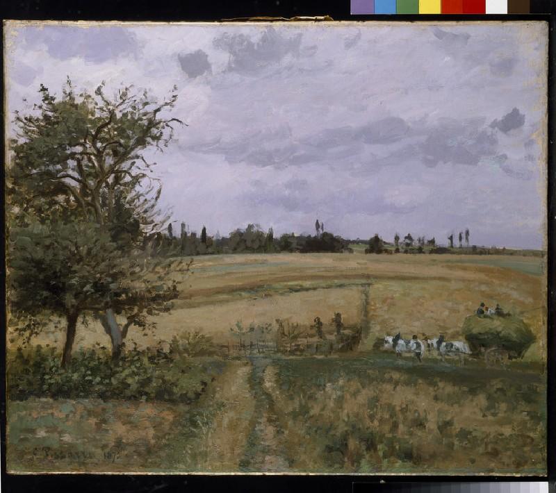 Landscape near Pontoise (WA1940.4.1)