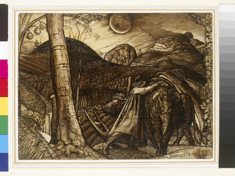 A Rustic Scene (WA1941.102)