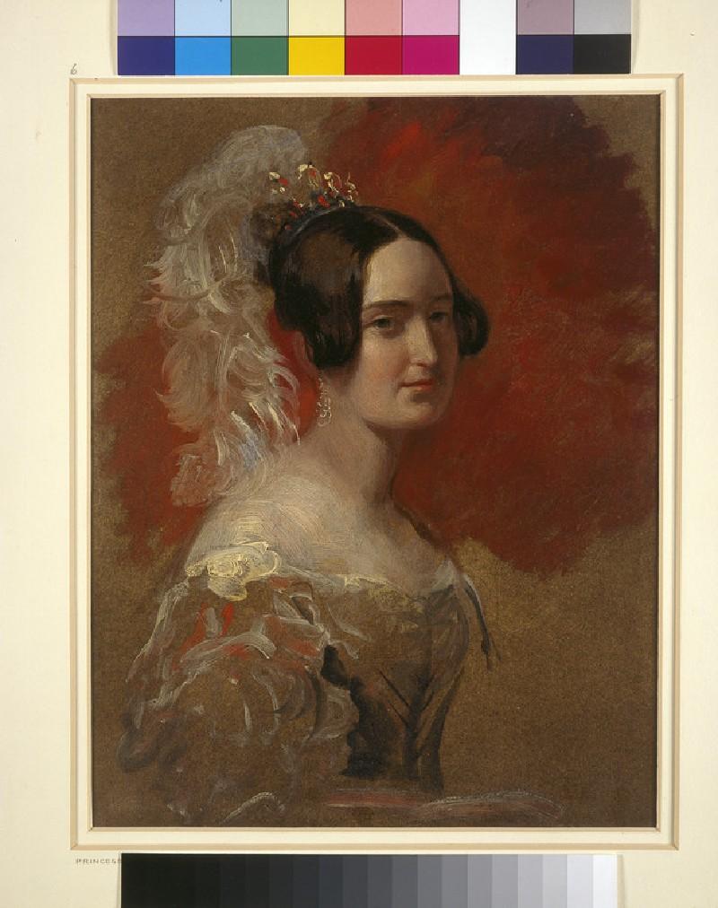 Anna Feodorovna, Princess Hohenlohe-Langenburg