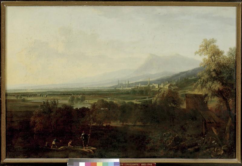 Extensive Landscape (WA1941.3)