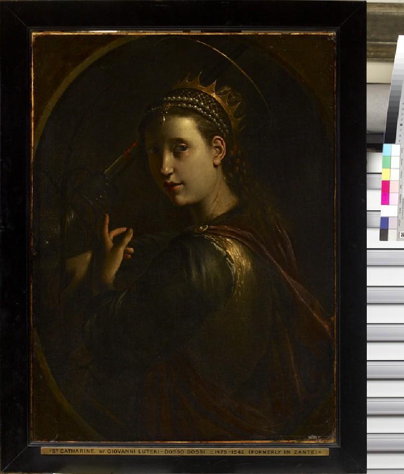 St Catherine of Alexandria (WA1941.6)
