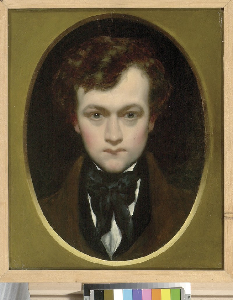Self-portrait as a young Man (WA1941.89)