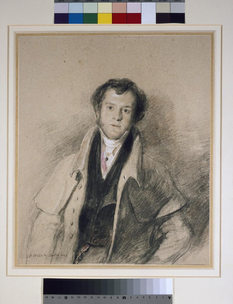 Portrait of Perry Nursey