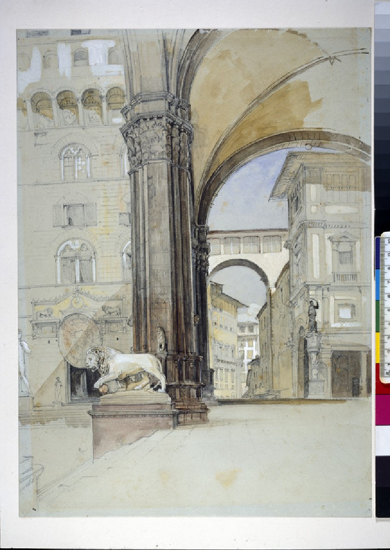Florence: the Palazzo Vecchio and the Uffizi