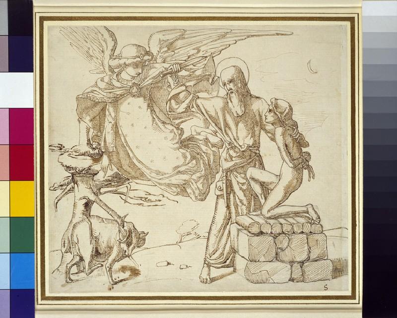 Abraham's Sacrifice (WA1942.159)