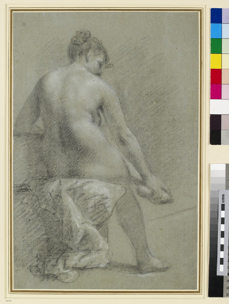A nude woman seen from behind (WA1942.24)