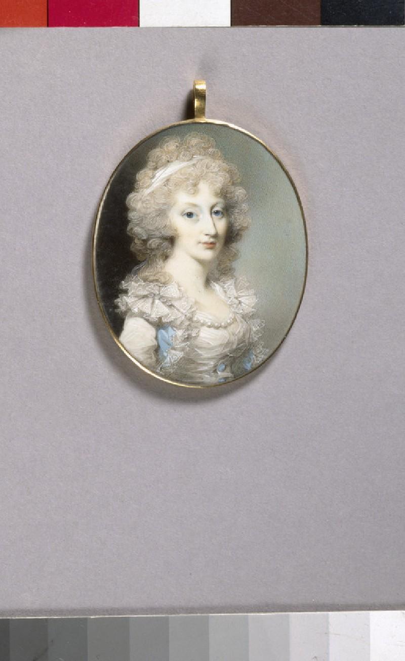 Portrait of Elizabeth Blunt