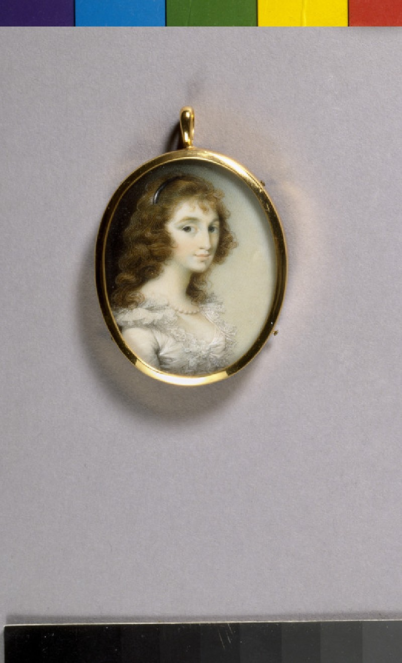 Portrait of Maria Tryphena Blunt (WA1942.5)