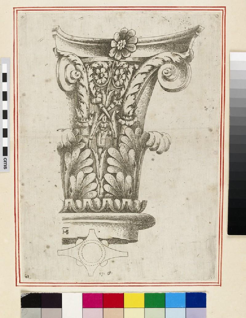 Corinthian Capital (WA1942.55.44)