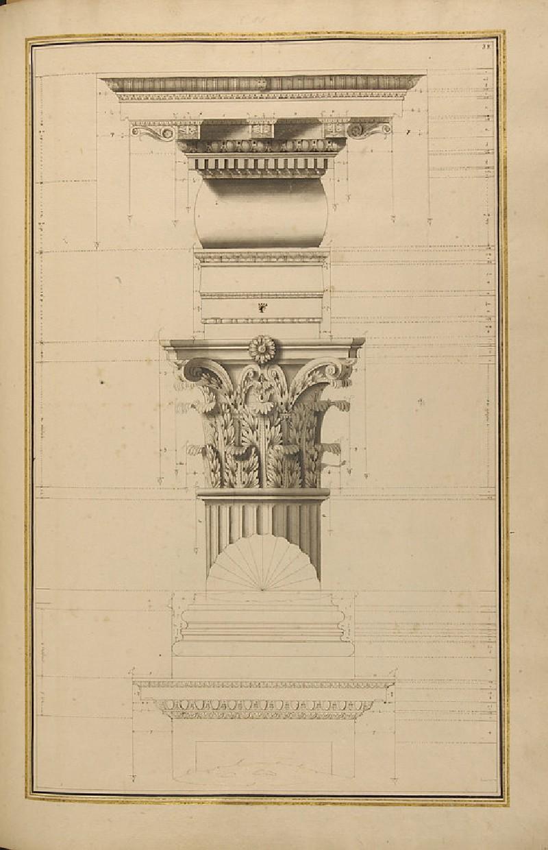 Various details of the Corinthian order (WA1942.55.137)