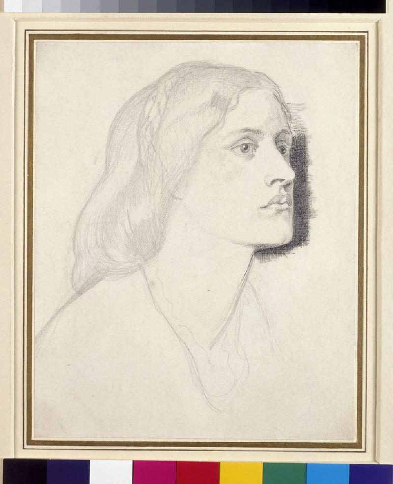 Portrait of Miss Ruth Herbert (WA1943.116)