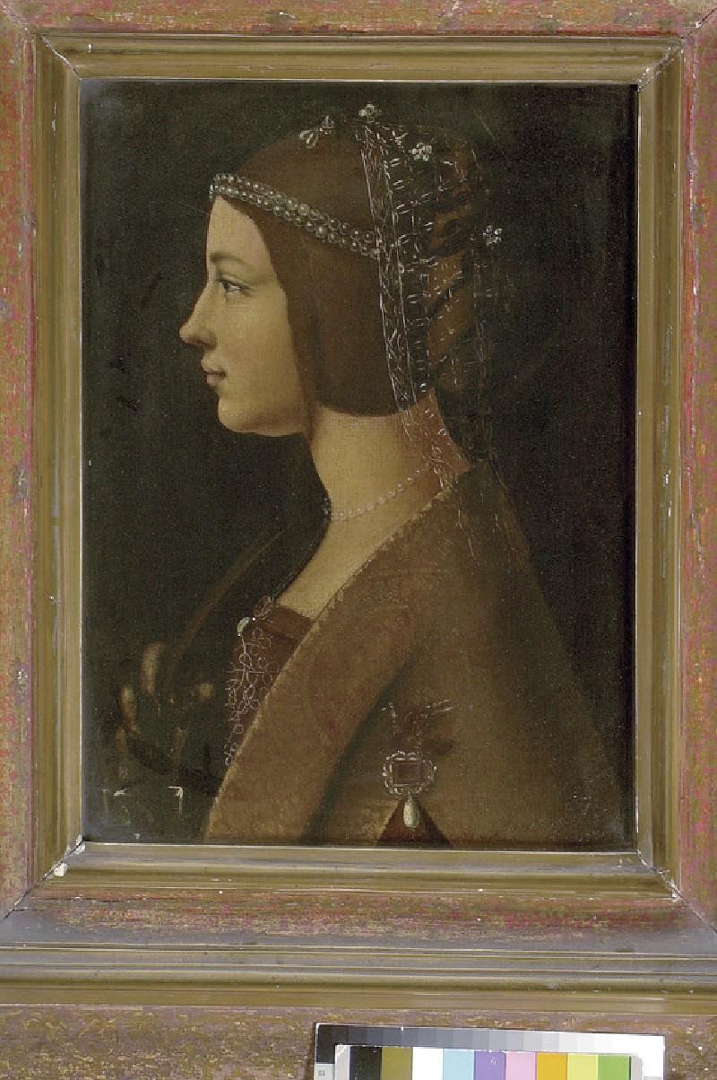 Portrait of an unknown Woman (WA1945.63)