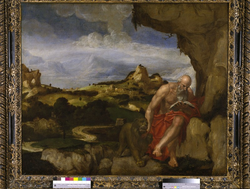 St Jerome in the Wilderness (WA1945.98)