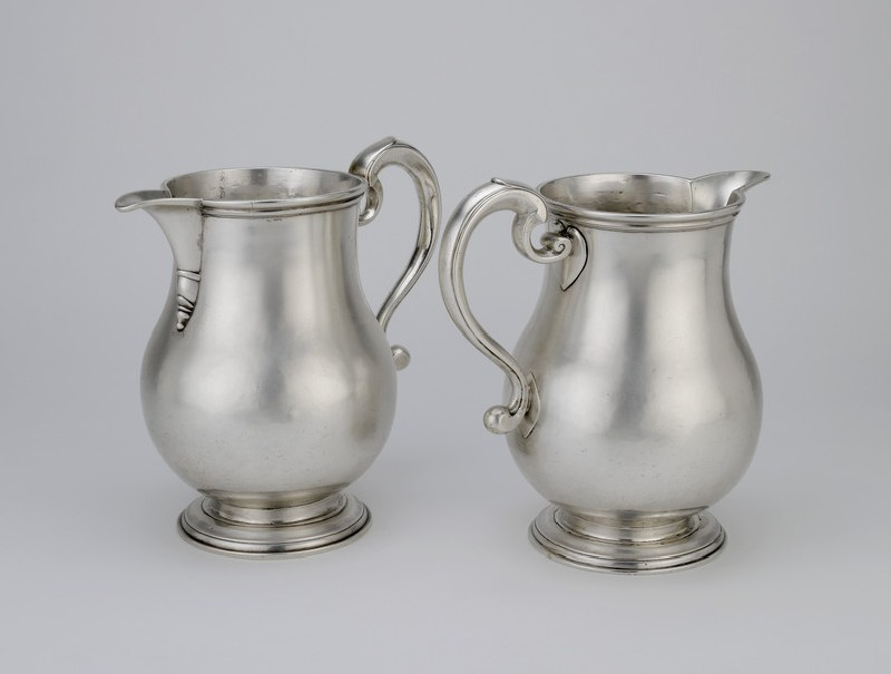 Jug, one of a pair (WA1946.107.1)