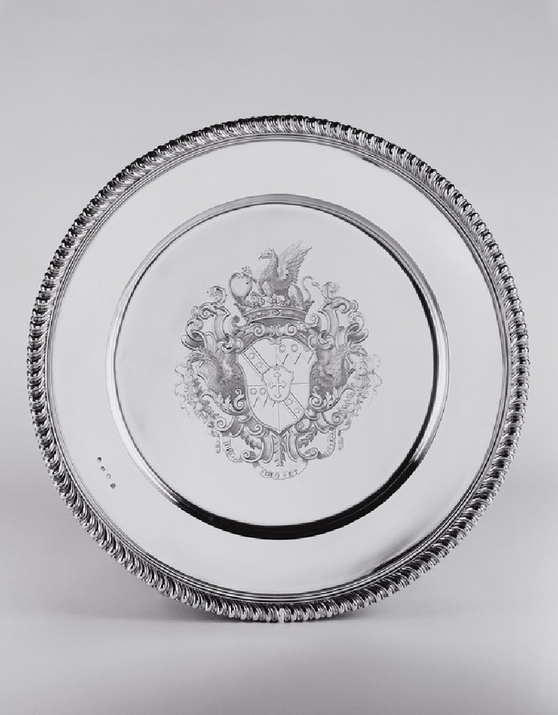 Sideboard Dish, one of a pair