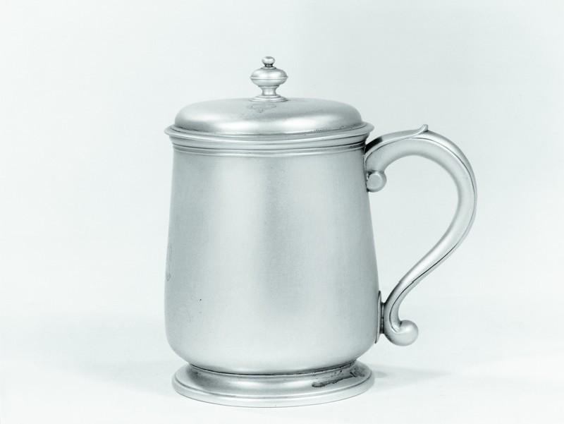 Covered Mug (WA1946.134)