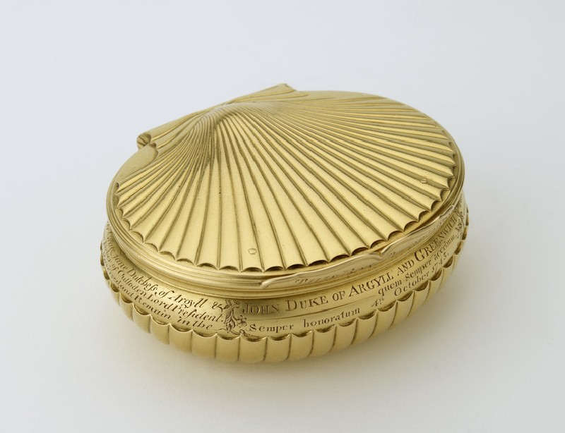 Snuff-box (WA1946.139)