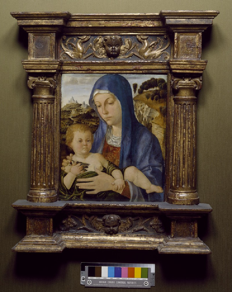 The Virgin and Child (WA1946.202)