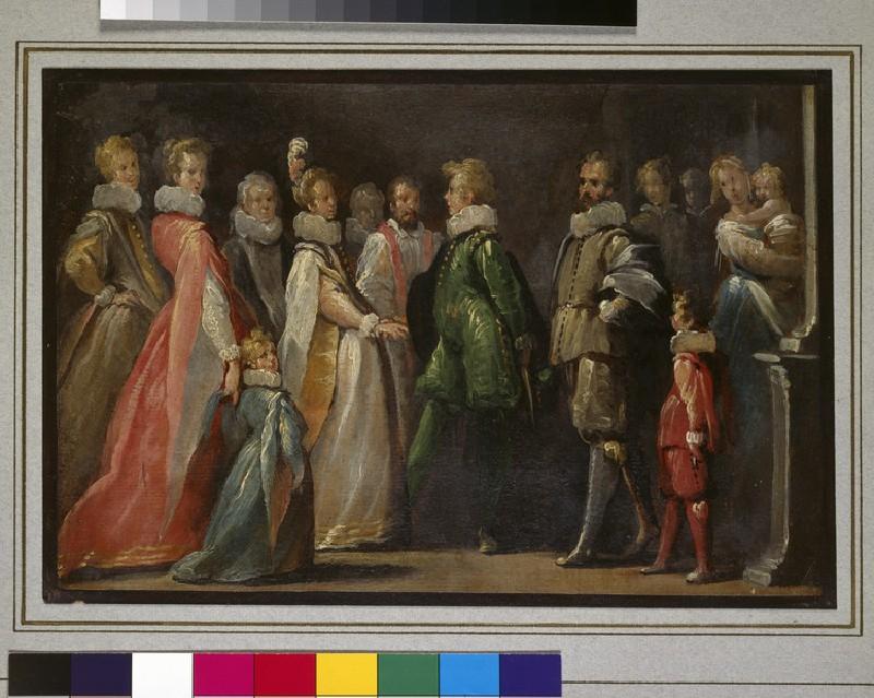 A Betrothal (WA1946.338)