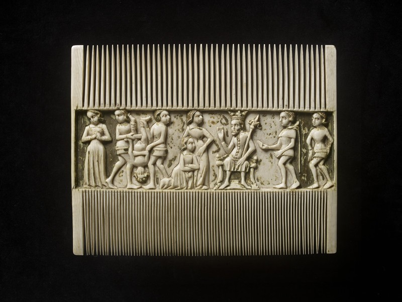 Comb with the Judgement of Solomon
