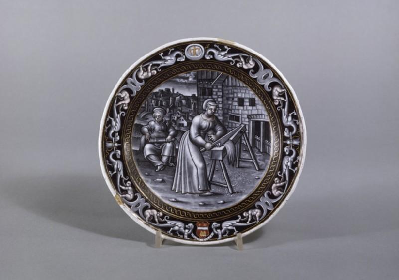 Plate: November (WA1947.191.252)