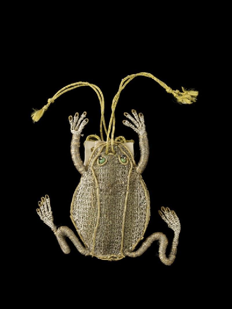 Frog Purse (WA1947.191.324)