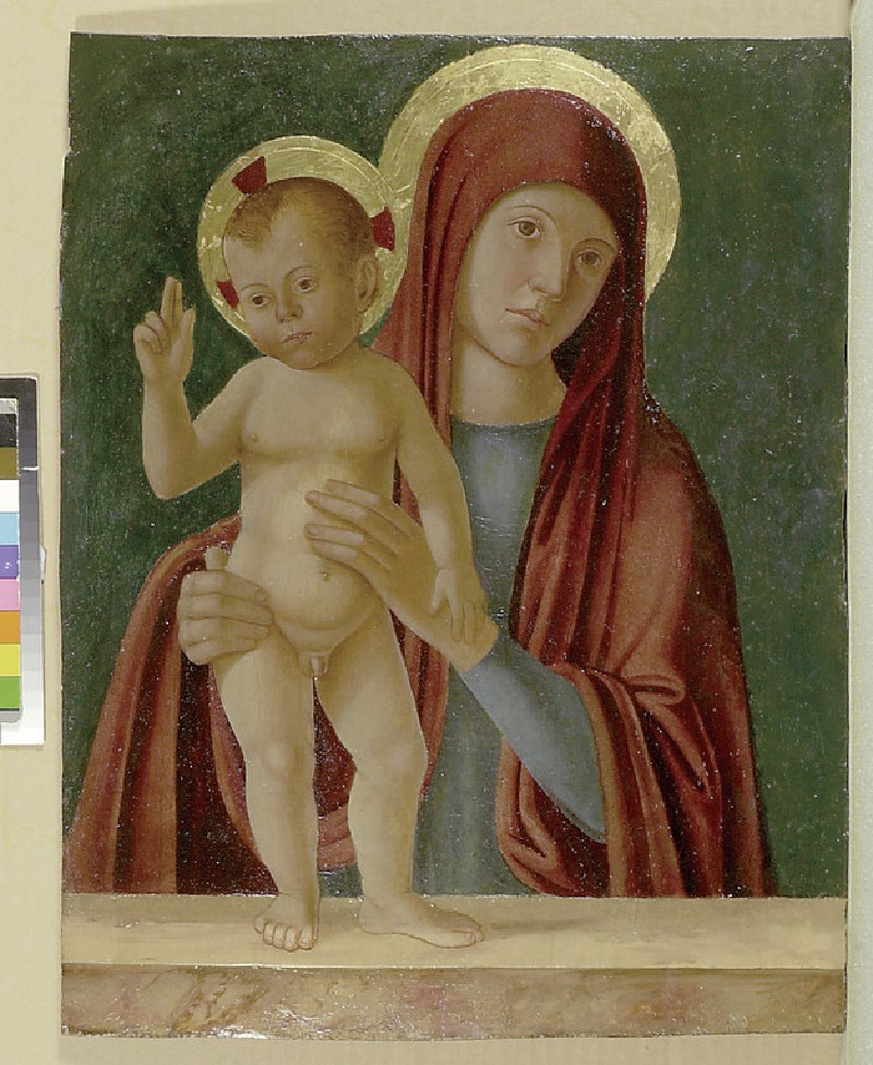 The Virgin and Child (WA1947.201)