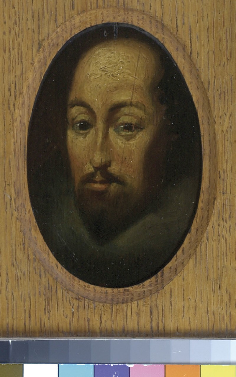 Presumed Portrait of William Shakespeare (WA1947.201.4)