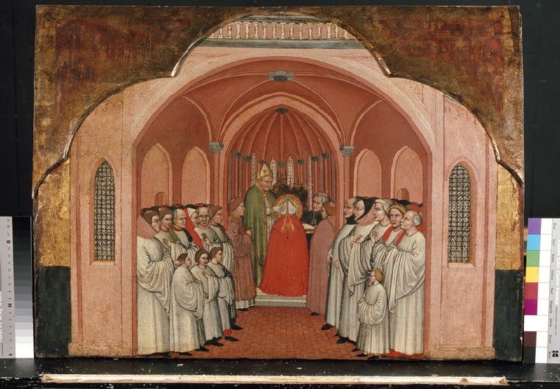 The Consecration of St Eligius (WA1947.246)