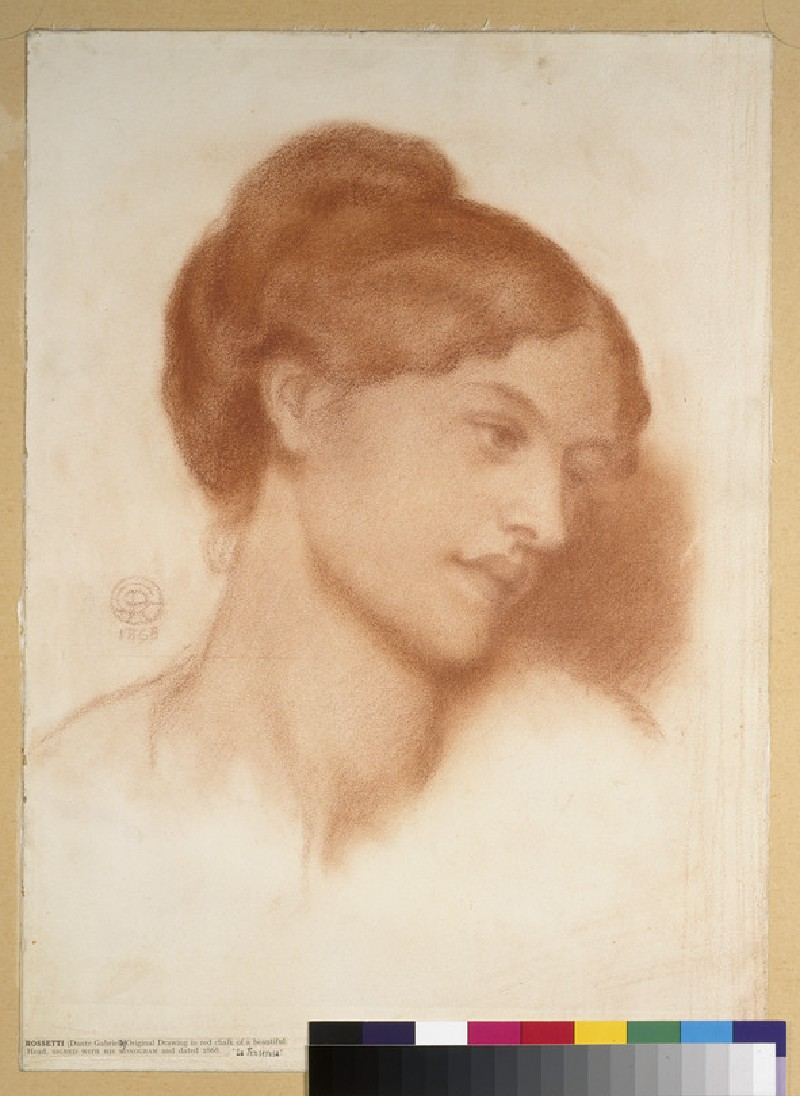 Portrait of Mrs Murray Marks