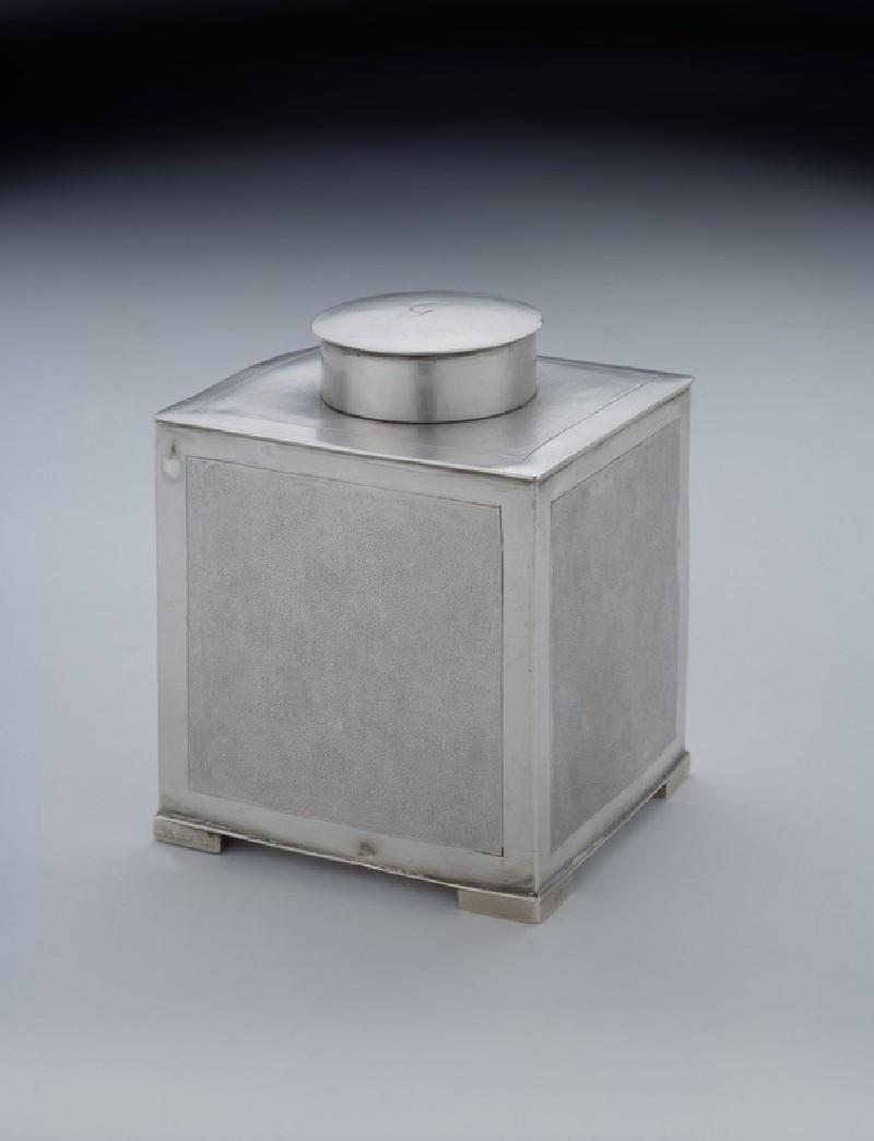 Tea canister (WA1947.52)