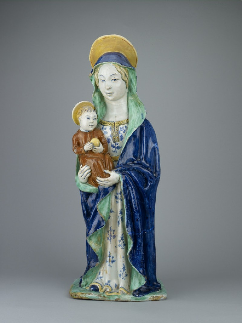 The Virgin and Child (WA1948.128)