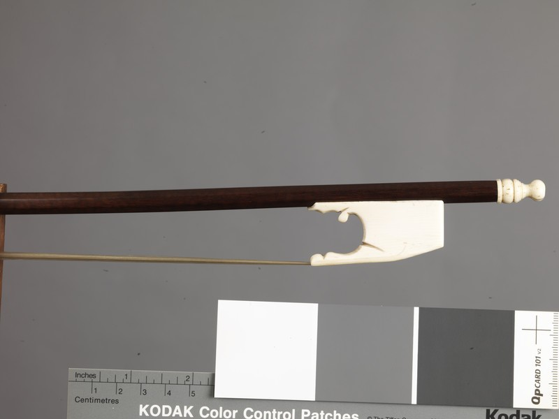 Bass viol or cello bow (WA1948.138)