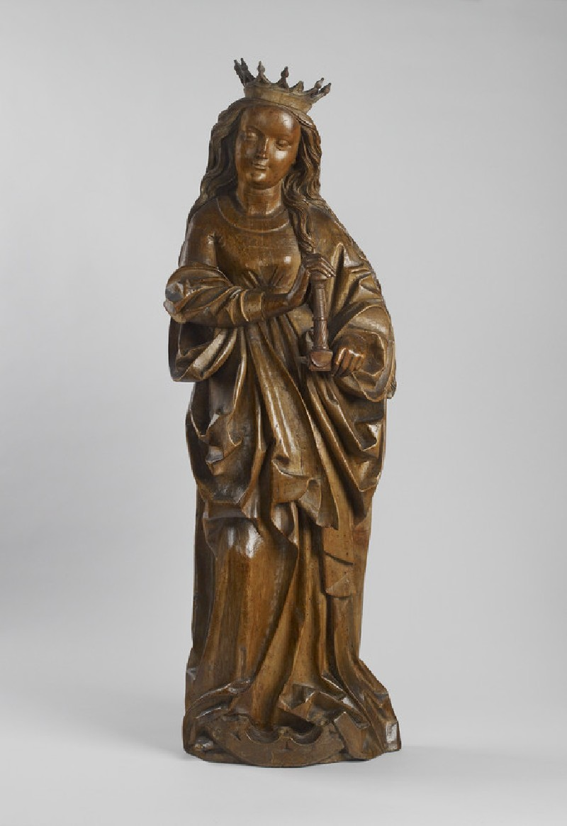 St Catherine (WA1948.154)