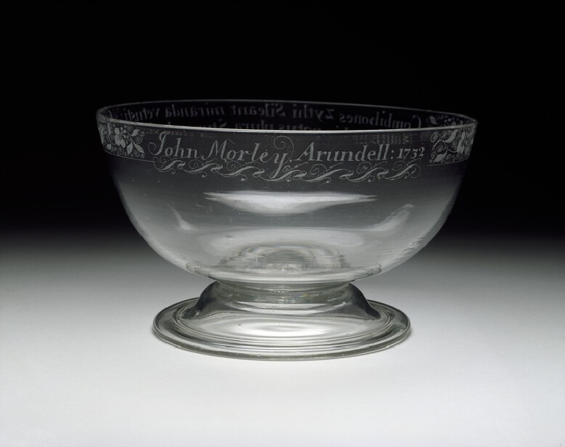 Arundell punch bowl