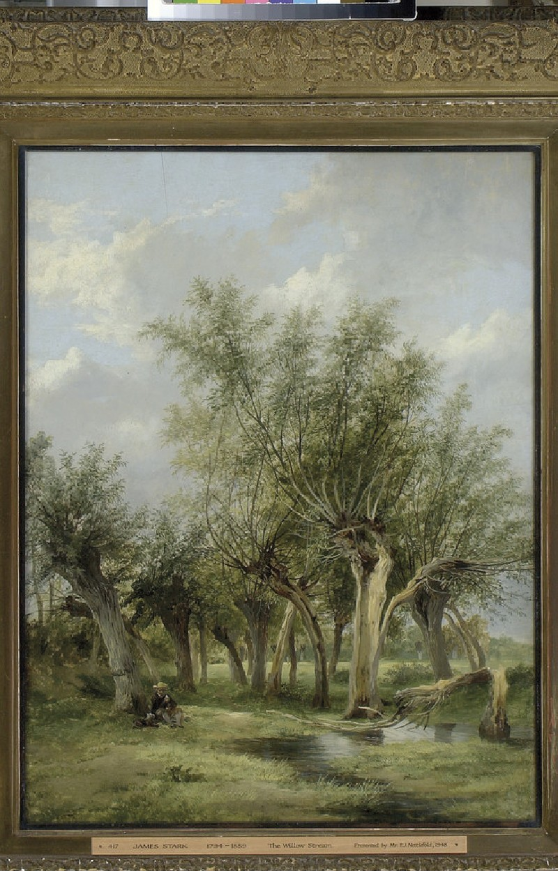 The Willow Stream (WA1948.36)