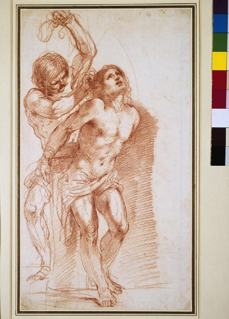 The Flagellation of Christ (WA1949.192)