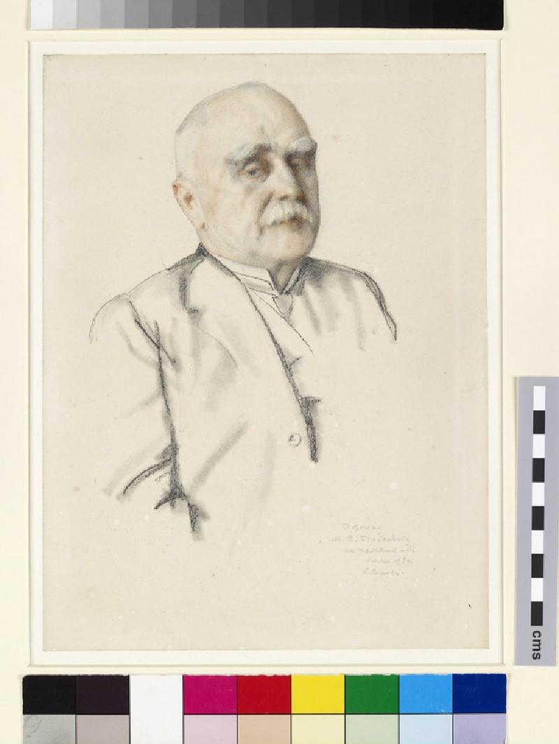 Portrait of Mikhail Vasil'evich Braikevitch (WA1949.357)