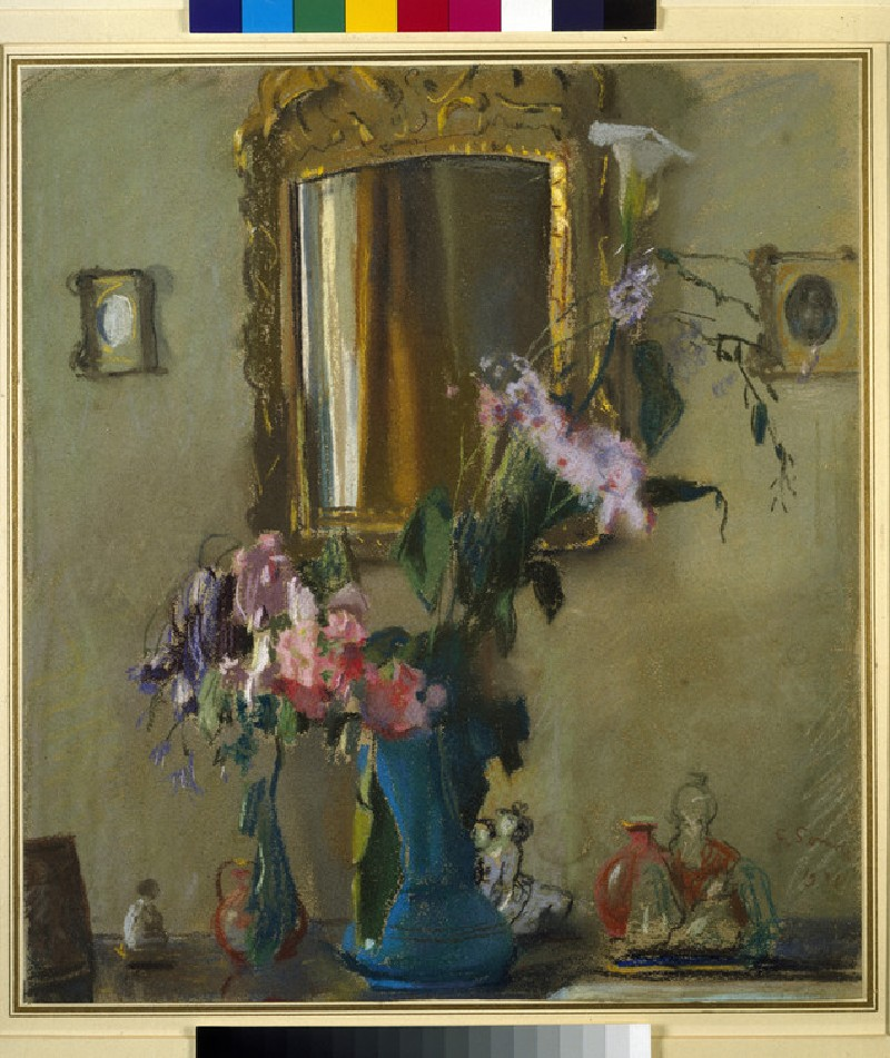 Still life: An Interior
