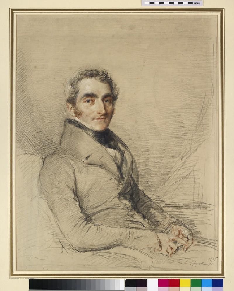 Portrait of Chambers Hall (WA1949.65)