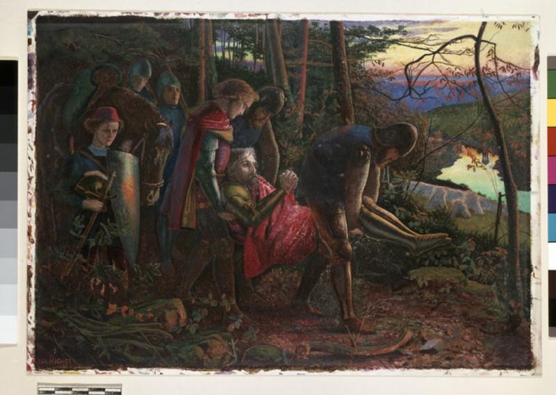The Knight of the Sun (WA1949.189)