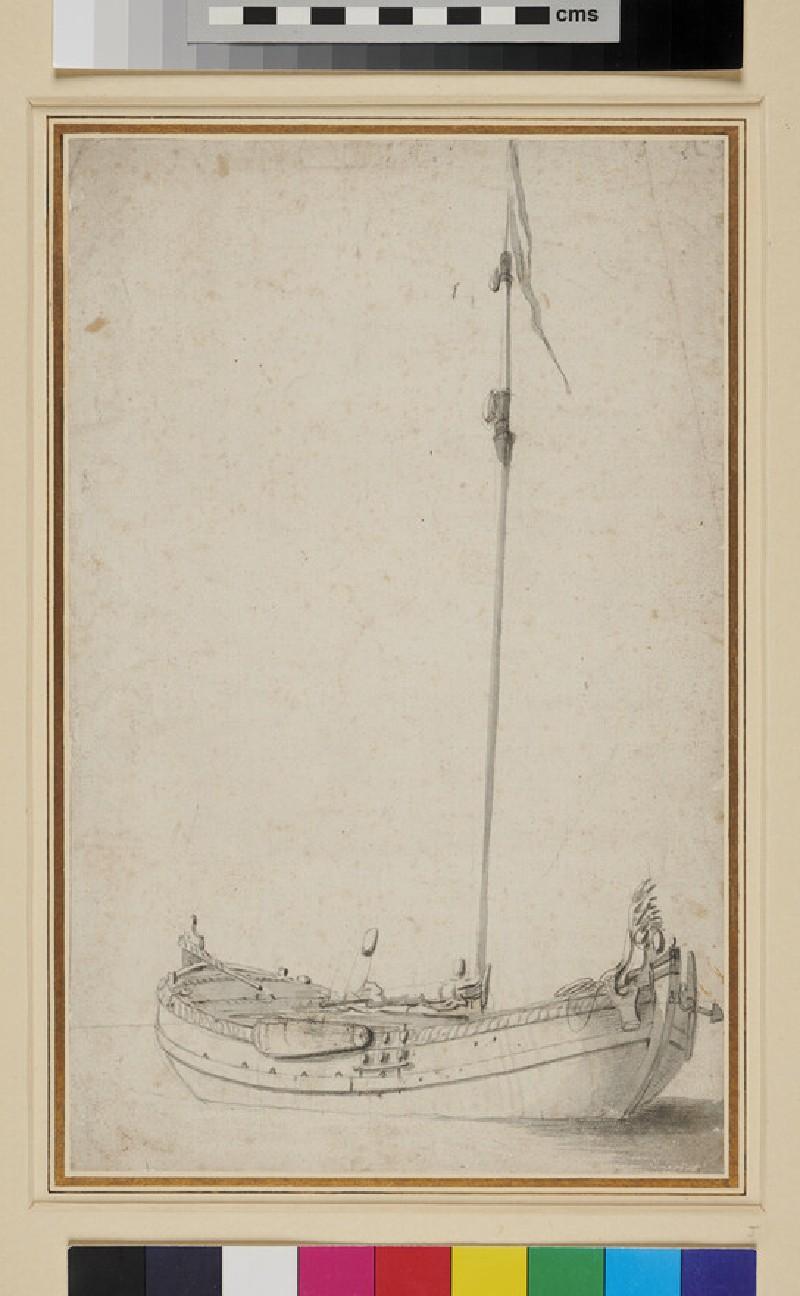 Study of a Dutch Boyer (WA1950.178.163, recto)