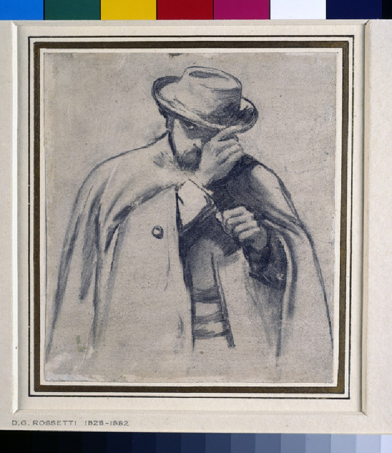 Dante Gabriel Rossetti (WA1950.178.311)