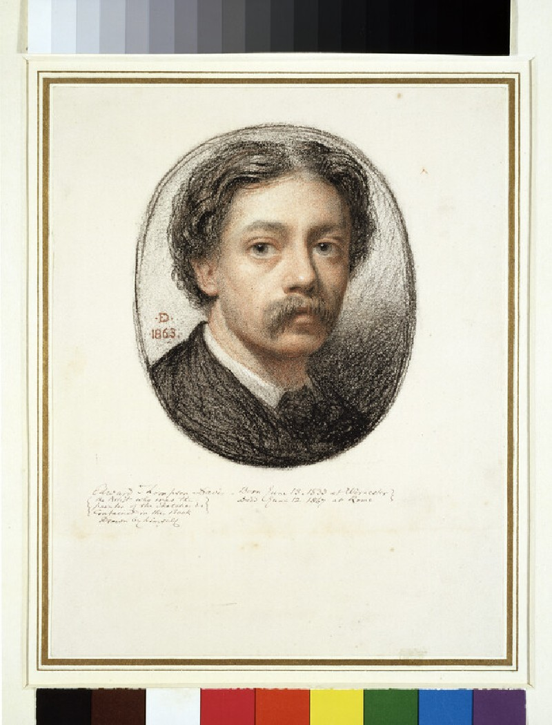 Edward Thompson Davis