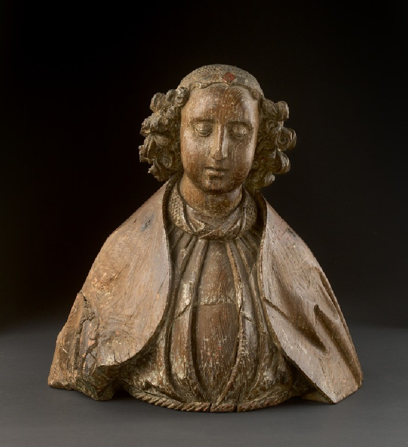 Bust of an Angel (WA1951.15)