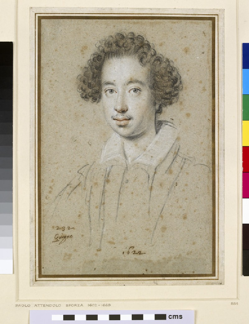 Portrait of Paolo Sforza (WA1951.154)