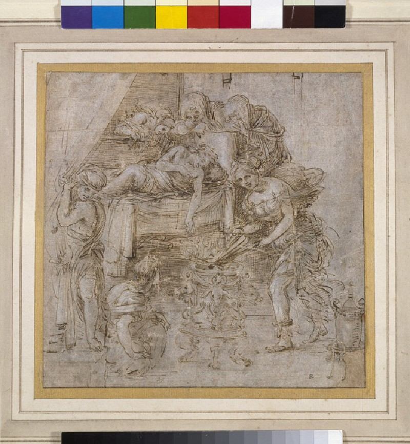 The Death of Meleager (WA1951.162)