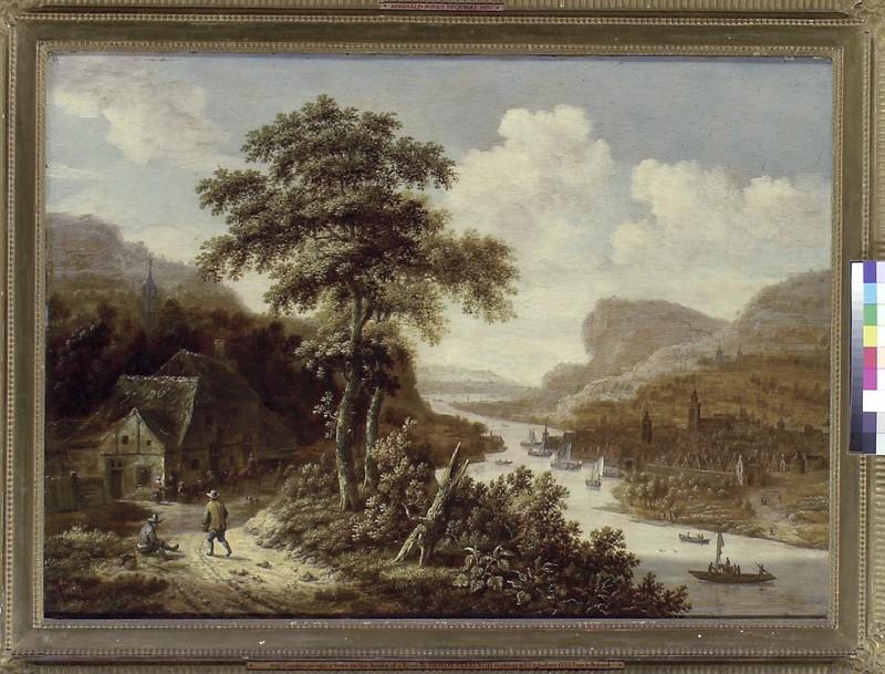 River Landscape (WA1951.51.4)