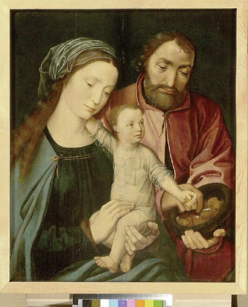 The Holy Family (WA1951.51.8)